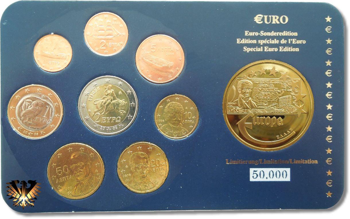 2 euro griechenland 2002 nominal. Black Bedroom Furniture Sets. Home Design Ideas