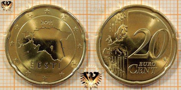 Euro MГјnzen Estland