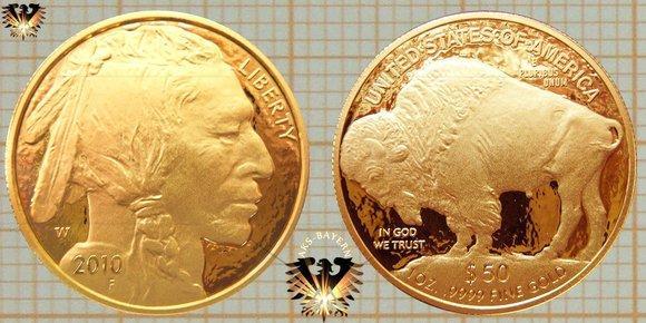 American Buffalo USA - die erfolgreiche Anlagemünze aus den USA - Daten - Wert - Ankauf © goldankaufstelle-bayern.de