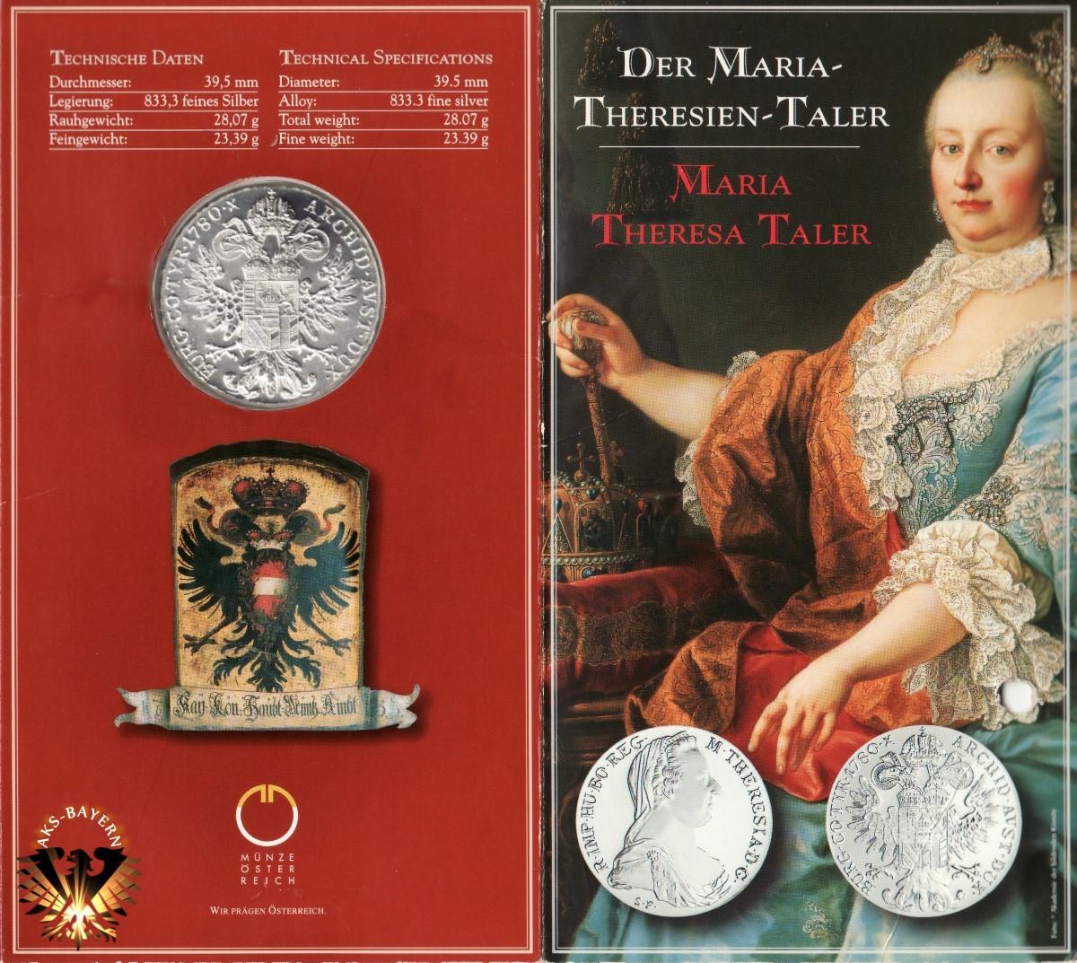 Maria Theresien Taler