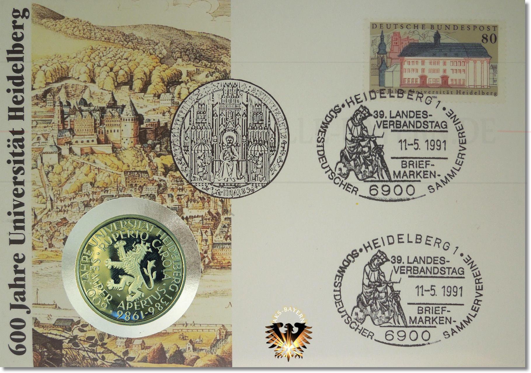 briefmarken verkaufen heidelberg