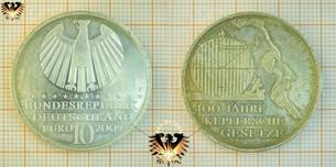 10 Brd 2009 A 600 Jahre Universität Leipzig 1409 2009
