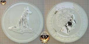 Bullionmünze: AUS, 15 Dollars, 2006, Australia, Jahr  Vorschaubild