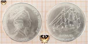 1 Dollar, Cook Islands, 2009, the Bounty  Vorschaubild