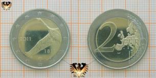 2 Euro Umlaufmünze Belgien Queen Elisabeth Competition 1937 2012