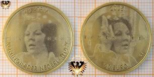 20 Euro, 2005, Niederlande, Beatrix Koningin der Nederlanden