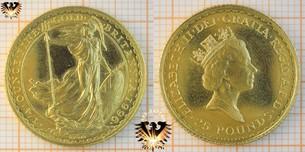 Wir kaufen Anlagemünzen aus England: Die Britannia