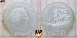 50 Cents, 2012, Cook Islands, The Bounty,  Vorschaubild