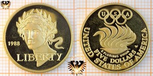 Ankauf von Goldmünzen aus Amerika