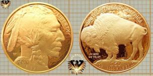American Buffalo USA - die erfolgreiche Anlagemünze  Vorschaubild