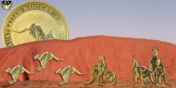 Australian Nugget - Anlagemünze aus  Vorschaubild