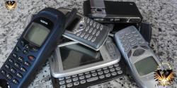 Aukauf informiert: gebrauchte Handys als  Vorschaubild