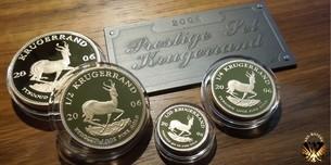 Krugerrand Prestige Set - Krügerrand