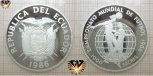 Kopfball, Ecuador, Campeonato Mundial de Futbol, 1000  Vorschaubild