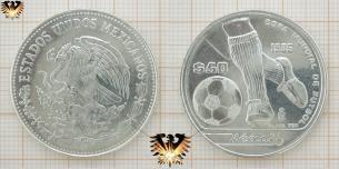 Mexico 86, $ 50 Pesos, Copa Mundial  Vorschaubild