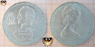 7 1/2 Dollars, 1973, Cook Islands, James  Vorschaubild