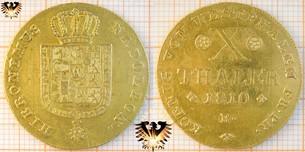 Ankauf von Goldthalermünzen
