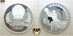 5 Juan, China 1990, Fußball-WM 1990 Italien,  Vorschaubild