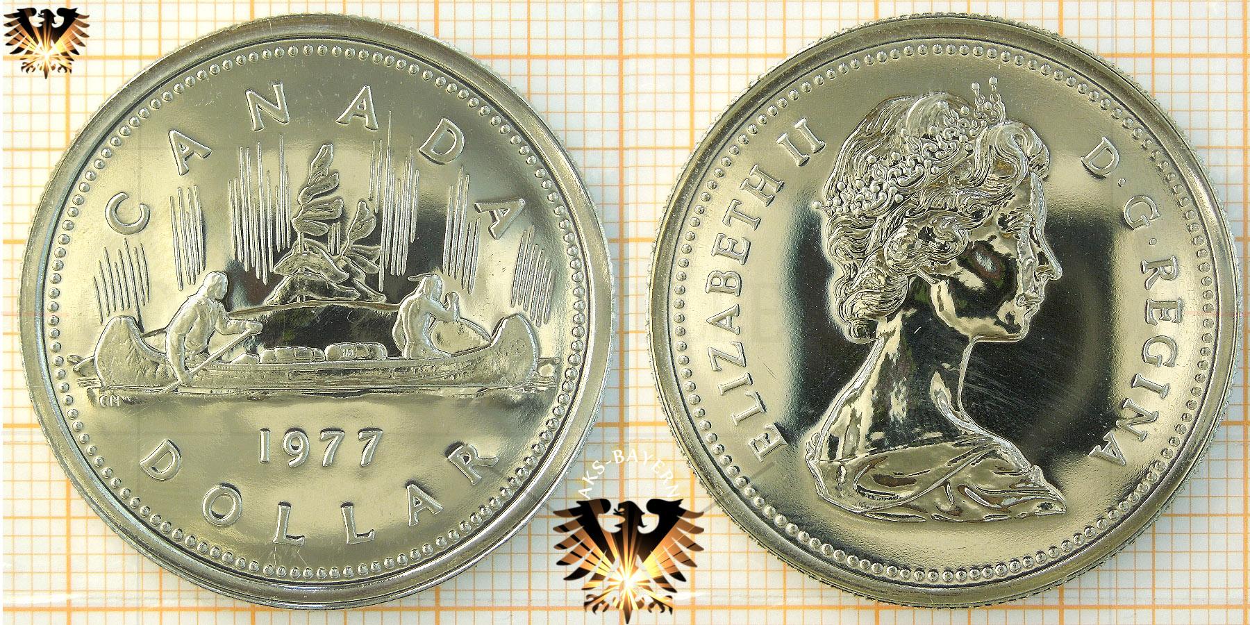 Münzarchiv Gold Silber Umlaufmünzen Aus Kanada Canada