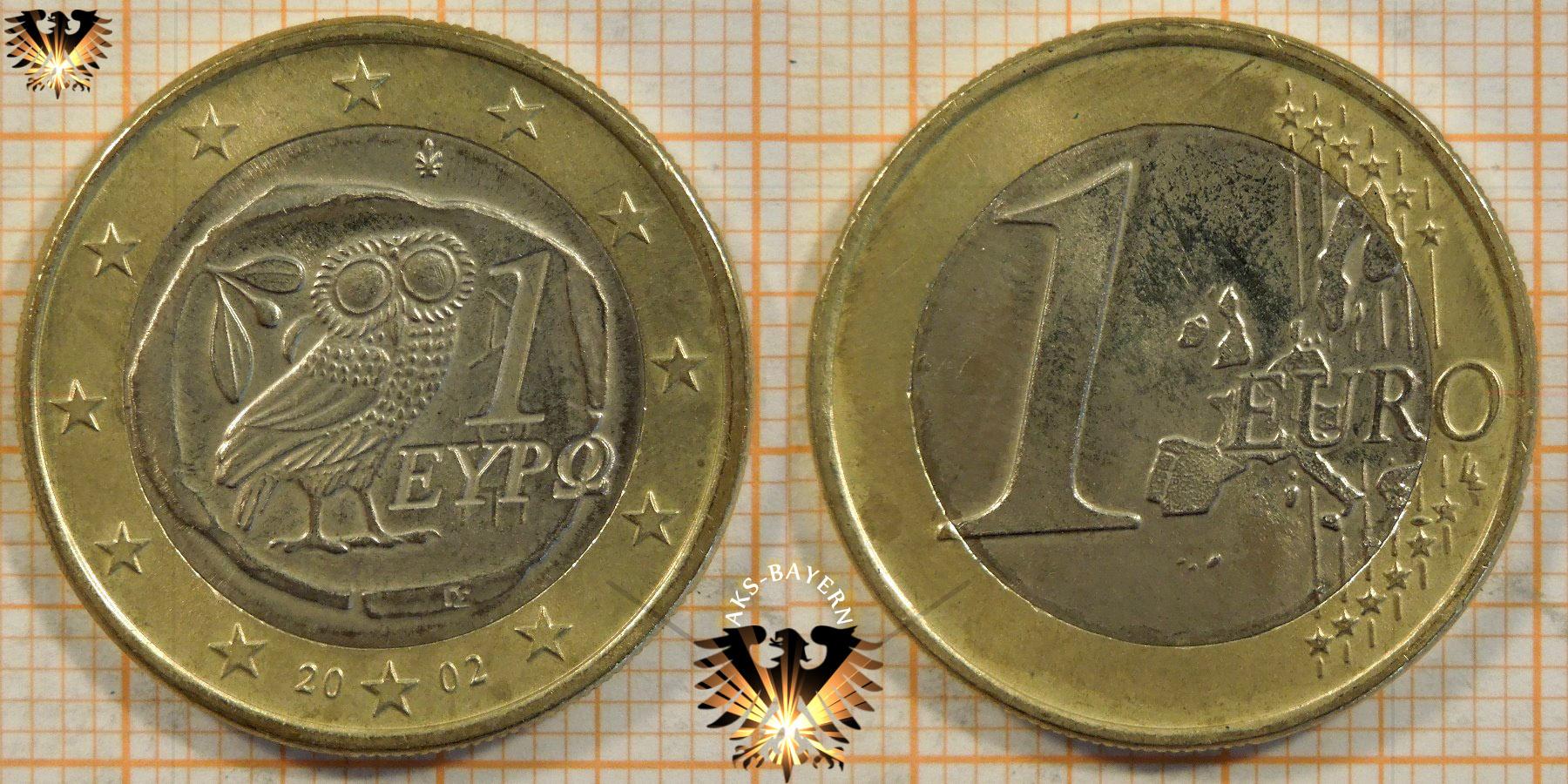 1 Euro Frankreich 1999 Nominal