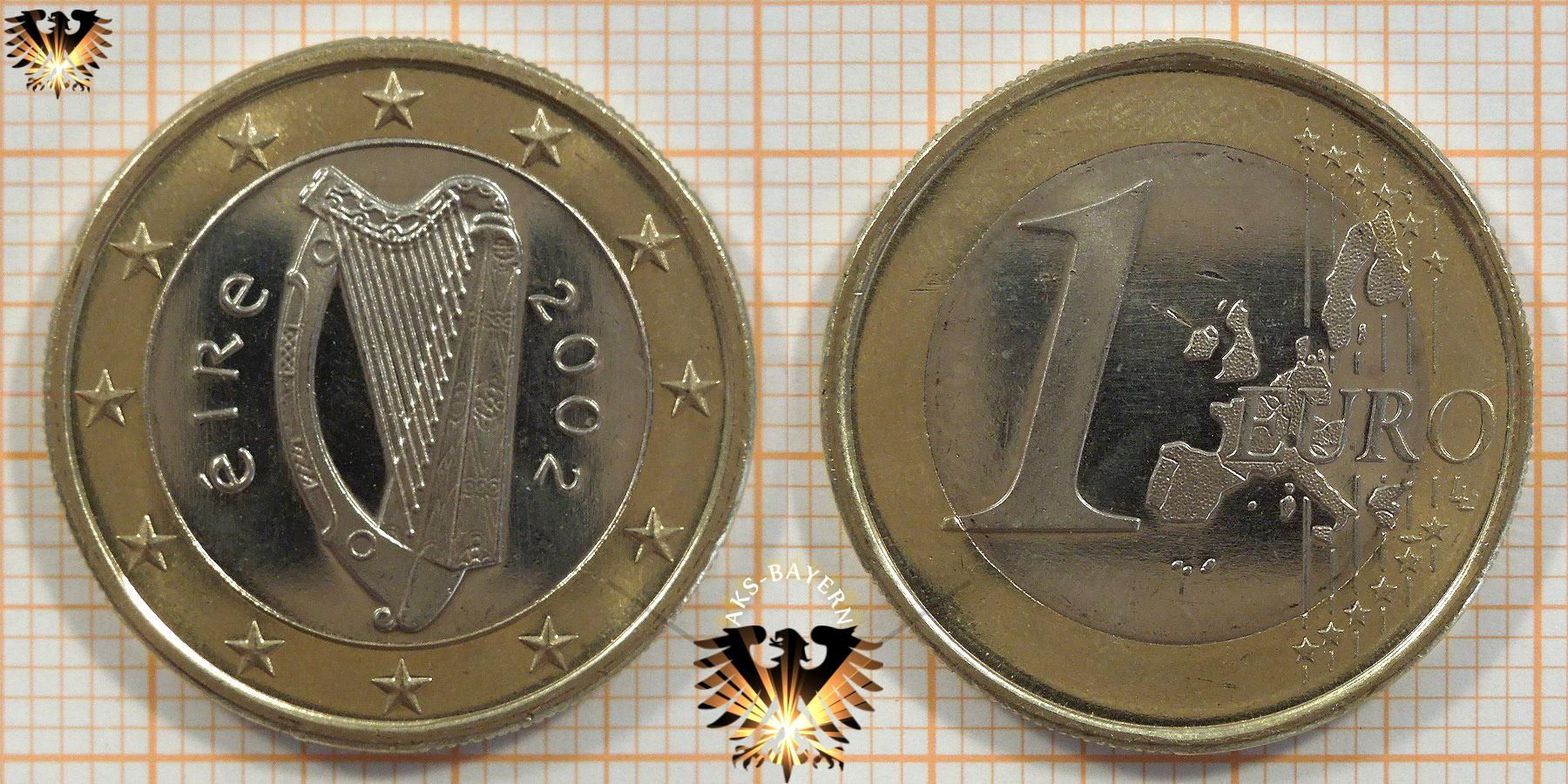1 Euro Italien 2002 Nominal Münze Leonardo Da Vinci Vitruvian Man