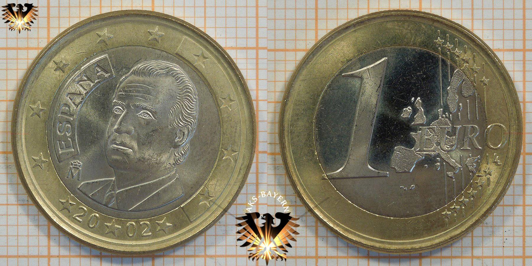 1 Euro Slowenien 2007 Nominal