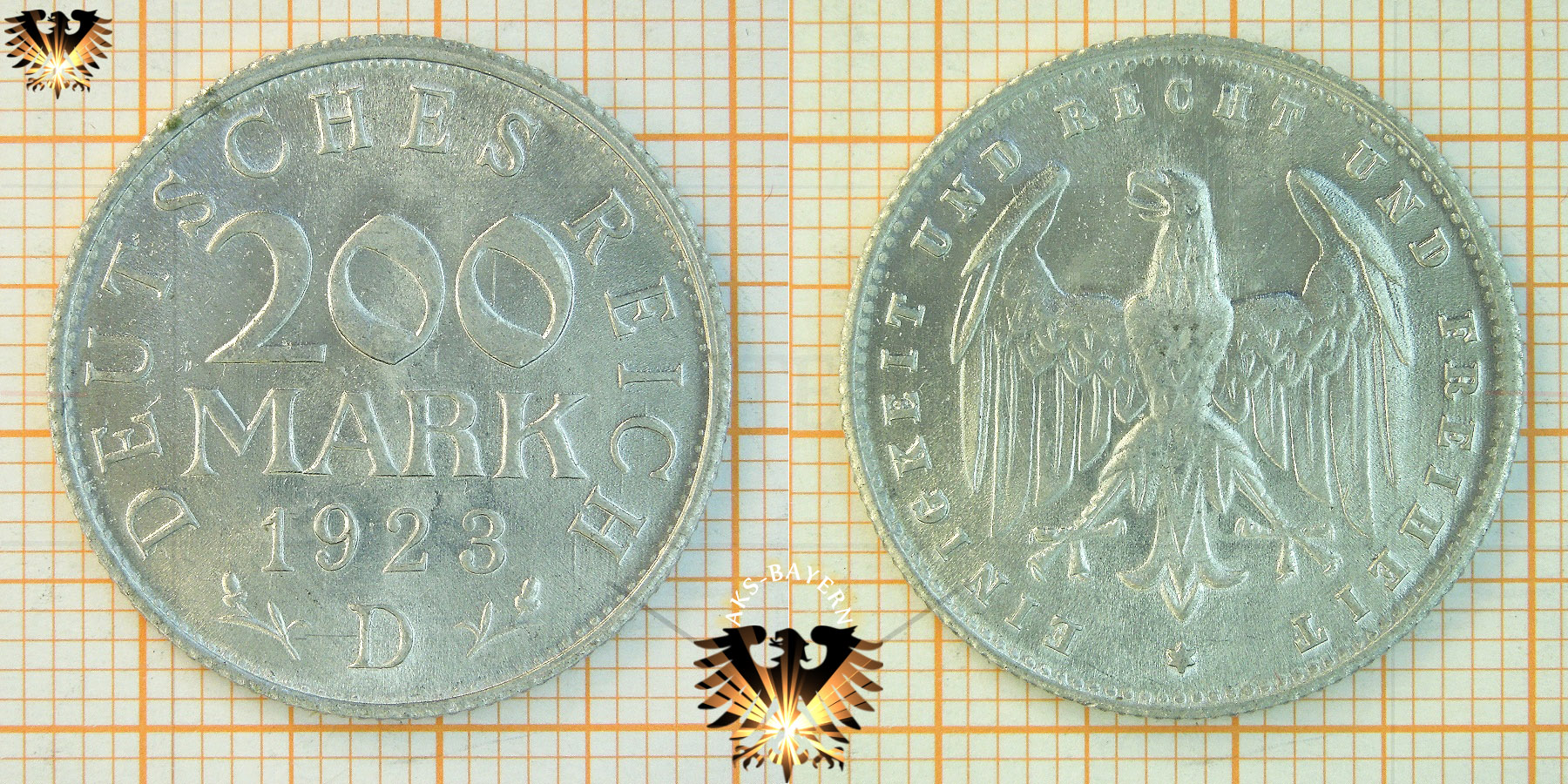 deutsches reich silbermünzen