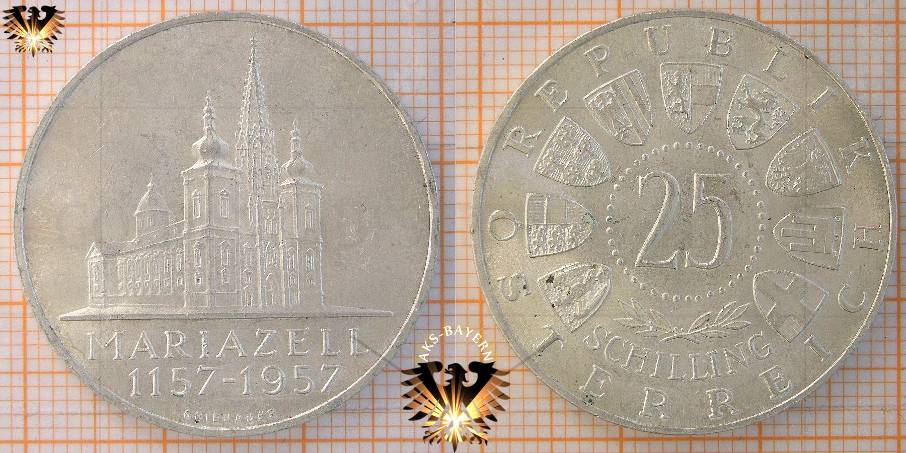 25€ Gedenkmünze