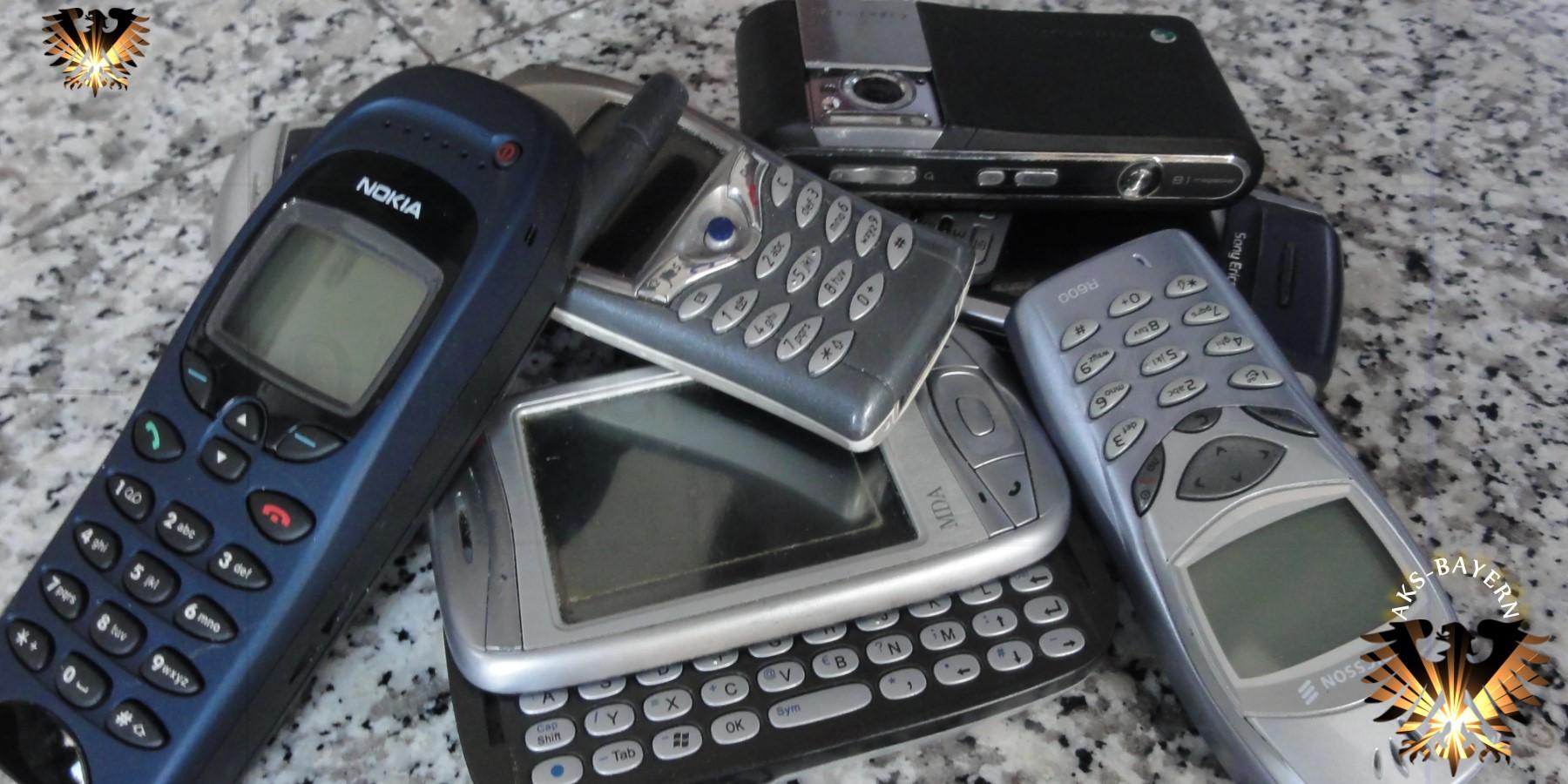 Aukauf informiert: gebrauchte Handys als Rohstofflieferant © goldankaufstelle-bayern.de