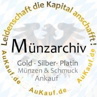 Münzarchiv und Ankauf von Münzen aller Art zu fairen Ankaufspreisen